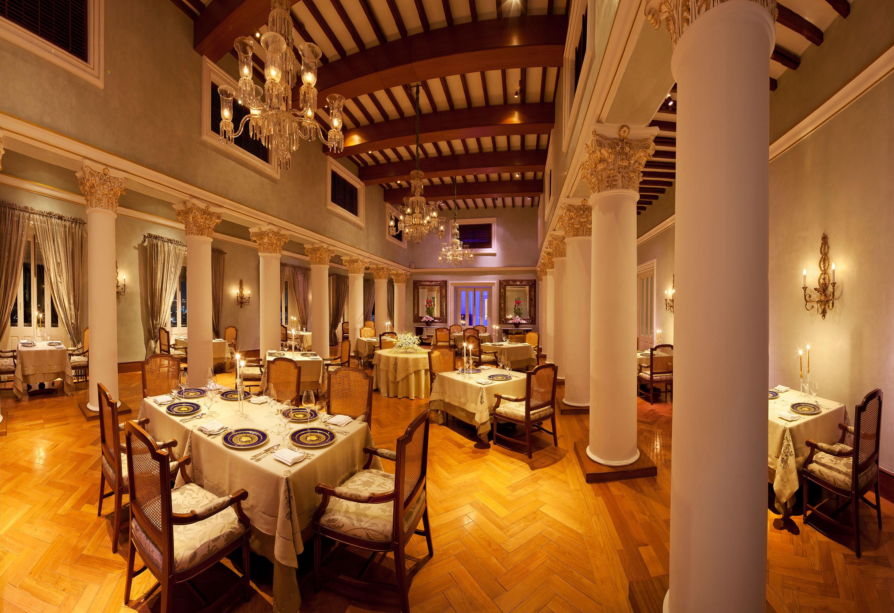 Photo 7 / 19 : Luxury Hotel Taj Falaknuma Palace Luxury
