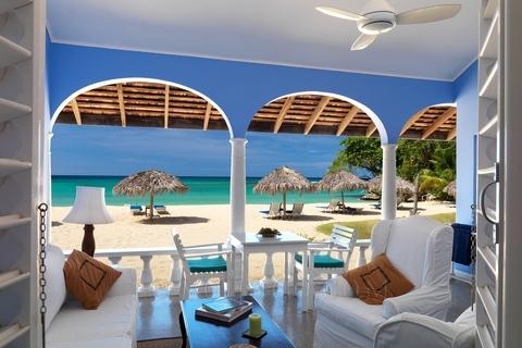 hôtel de luxe jamaique